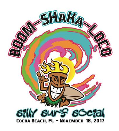 Boom-SHaKa-Loco Silly Surf Social Nov 18th