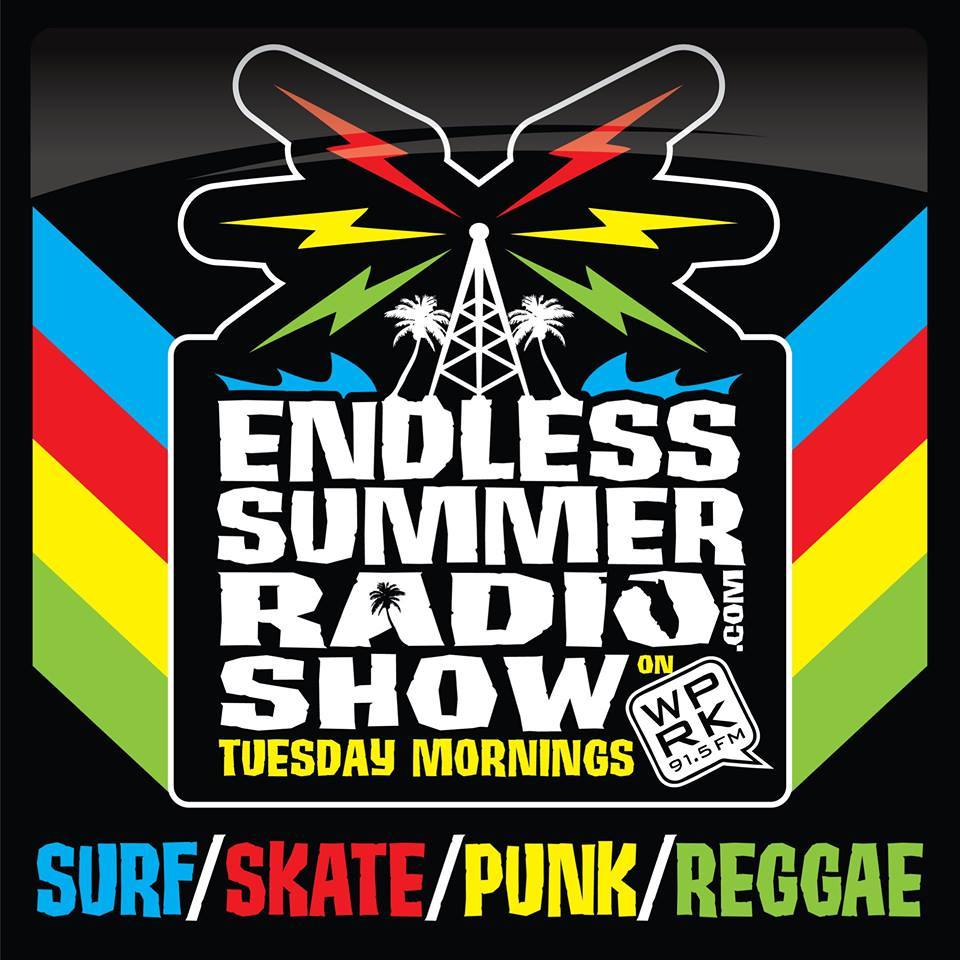 ENDLESS SUMMER RADIO SHOW on WPRK 91.5 FM Winter Park / Orlando