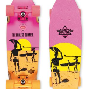 "ENDLESS SUMMER ""BIRD"" CRUISER SKATEBOARD"