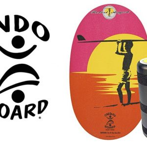 Endless Summer Indo Deck/Roller Kit