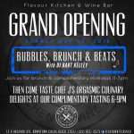 Flavour Kitchen & Wine Bar's Grand Opening