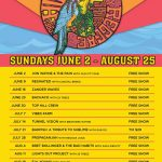 2019 Summer Sunday Reggae Series at Capt Hiram's Sandbar Beach Club!
